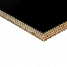 FireForge Pre Laminated (black) 9mm Birch Plywood