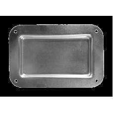 FireForge FRD102Z Plain Shallow Dish Z