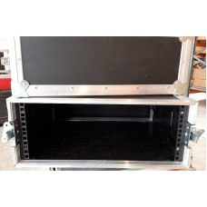 "19"" 4U Rack flight case"